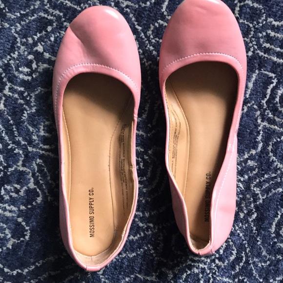 Shoes   Target Pink Flats   Poshmark
